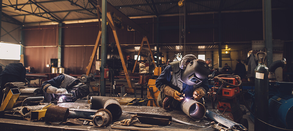 welding company legal case study for JCLM Solicitors